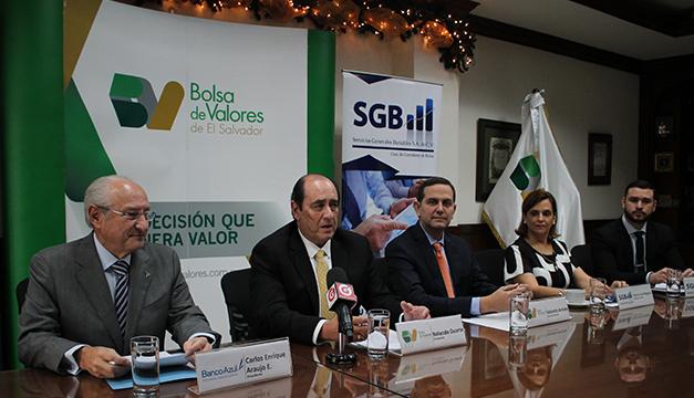SGB coloca US$30 millones de Banco Azul