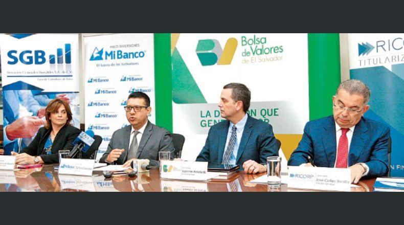 Multi Inversiones Mi Banco Obtiene $15 mill con Titularización